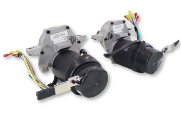 Hoveround MPV5 Left & Right Motor Assembly M16010428 | M16010427 | CM808-075E | CM808-075F | Replacement Motors & Gearbox