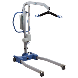Hoyer Advance Stand Assist Patient Lift | 13.7 - 25.6 Inches | Locking Casters