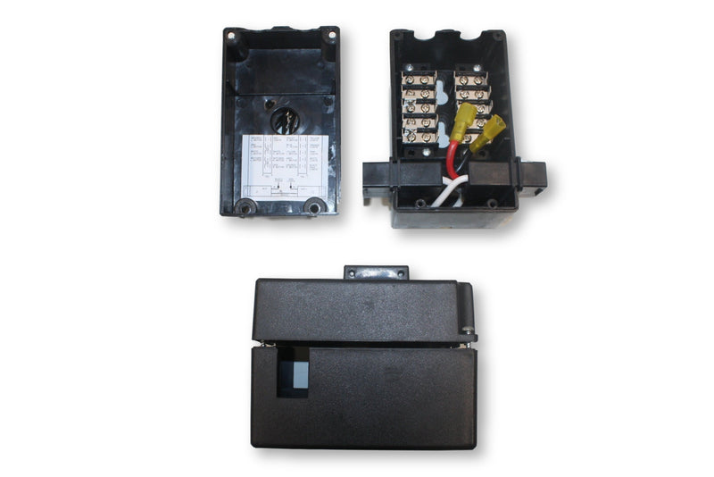 Junction Box For Hoveround MPV5 Electric Wheelchair | Control Module Box - Power Chairs Test
