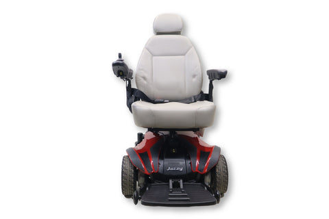 Jazzy Select Elite Electric Wheelchair | 18