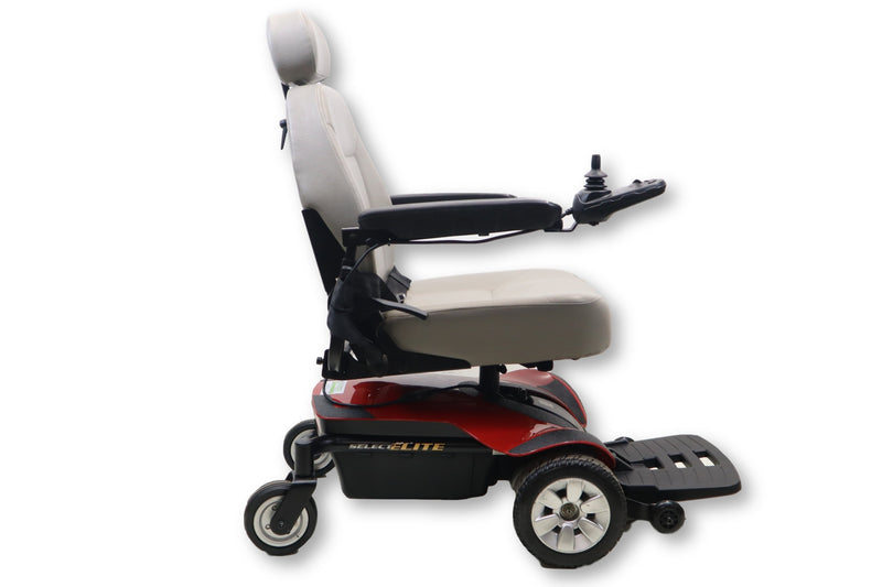 "Jazzy Select Elite Electric Wheelchair | 18"" x 19"" Seat 