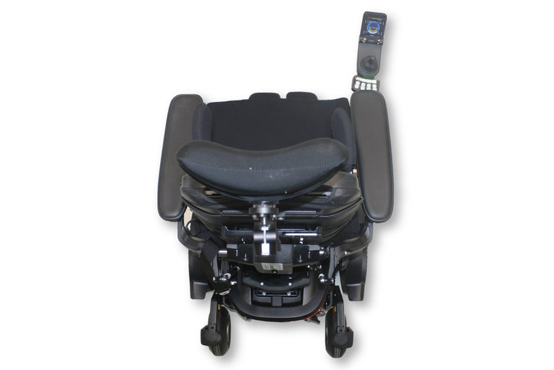 "Permobil M3 Power Chair | ROHO, Tilt, Recline & Leg Elevate | 18"" x 19"" Seat - Power Chairs Test"