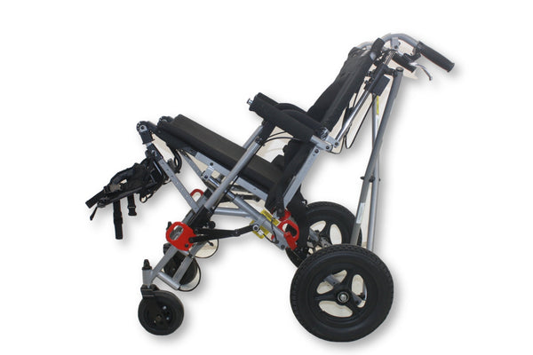 Convaid Safari Tilt-In-Space Folding Transport Stoller For Children - Power Chairs Test