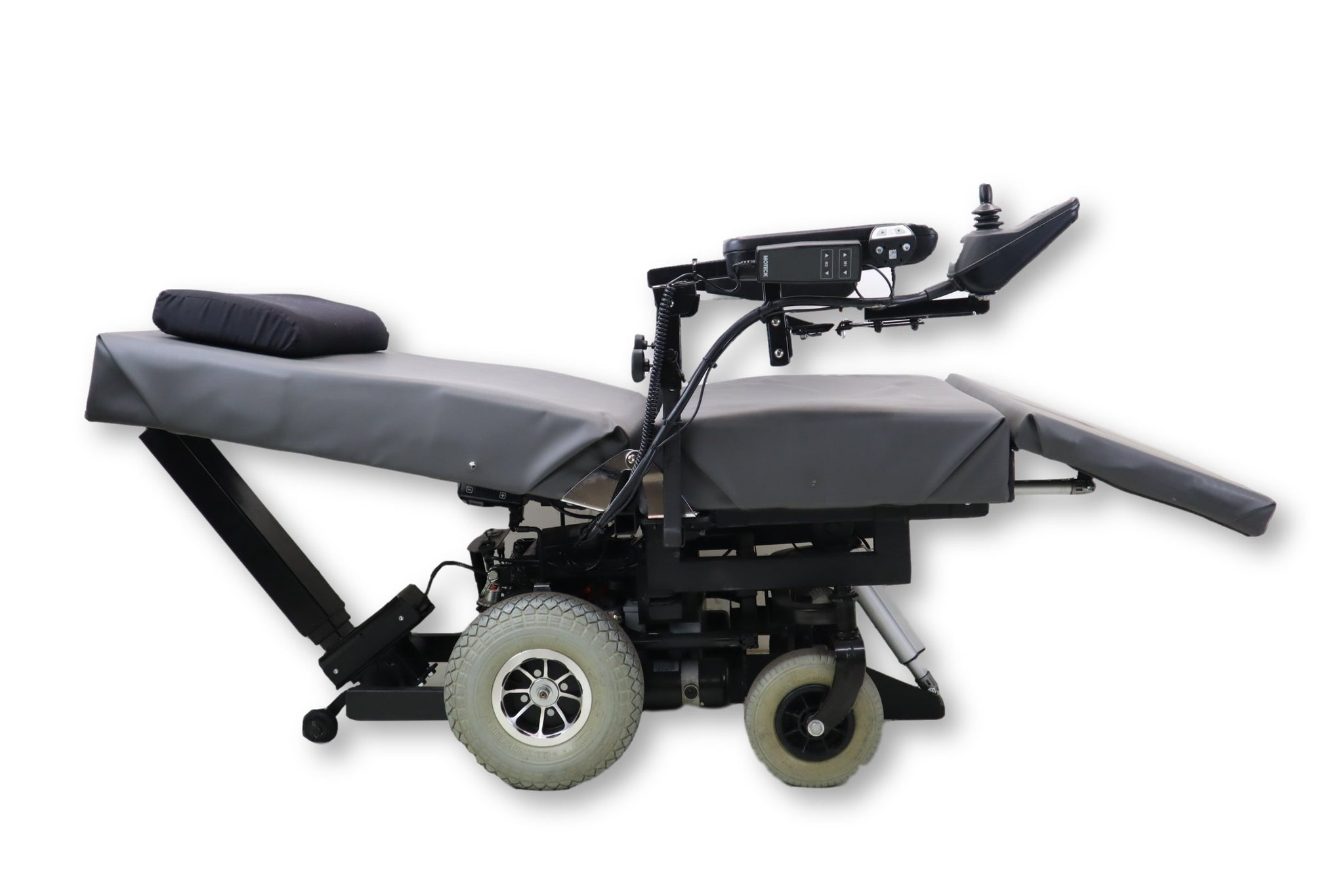 ErgoQuest Zero Gravity Power Wheelchair | Tilt | Recline | Power Legs | 28