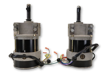 Hoveround Teknique RWD Motor Assembly | M19004443 | M19004442 Replacement Motors & Gearbox