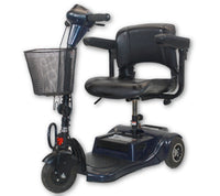 Drive Medical Stingray 3-Wheel Transportable Mobility Scooter | 20 Mile Range - Power Chairs Test