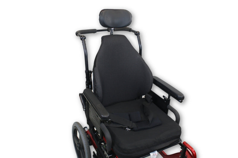 "Quickie IRIS Manual Tilt-In-Space Wheelchair | 18""x20"" 
