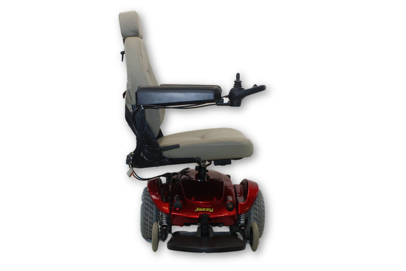 "Pride Jazzy Select Power Chair | 18""x19"" Seat 