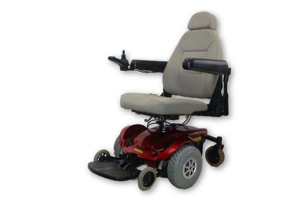 Jazzy Select Power Wheelchair