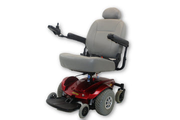 "Pride Jazzy Select GT Power Chair | 18"" x 19"" Seat 