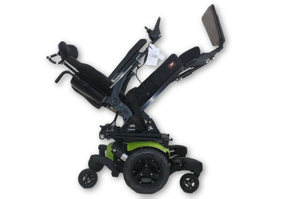 Used Quickie Qm 710 Electric Power Chair 2014 Tilt