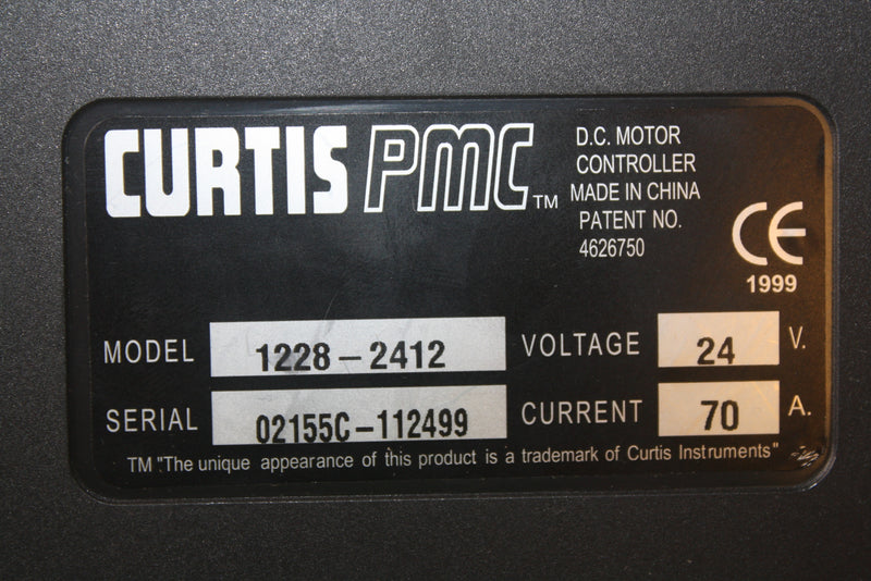 Pride Mobility Victory Curtis PMC D.C. Motor Control Module 1228-2412 - Power Chairs Test