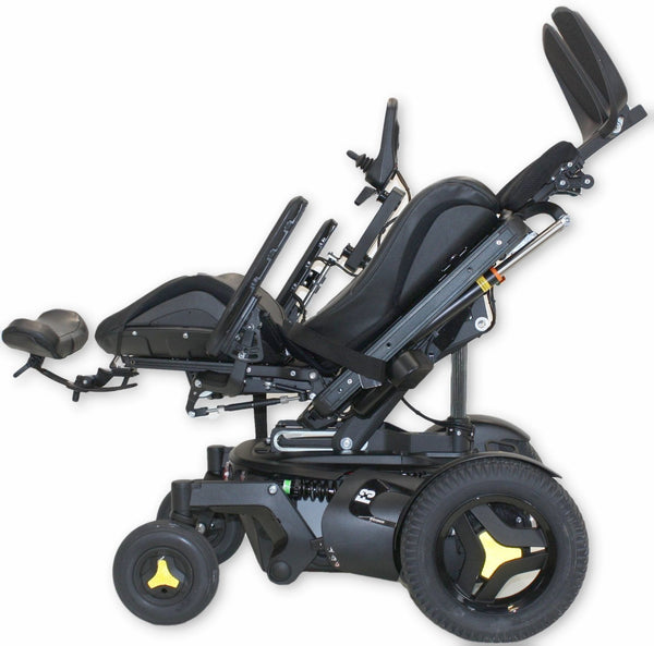 Permobil F3 Electric Wheelchair