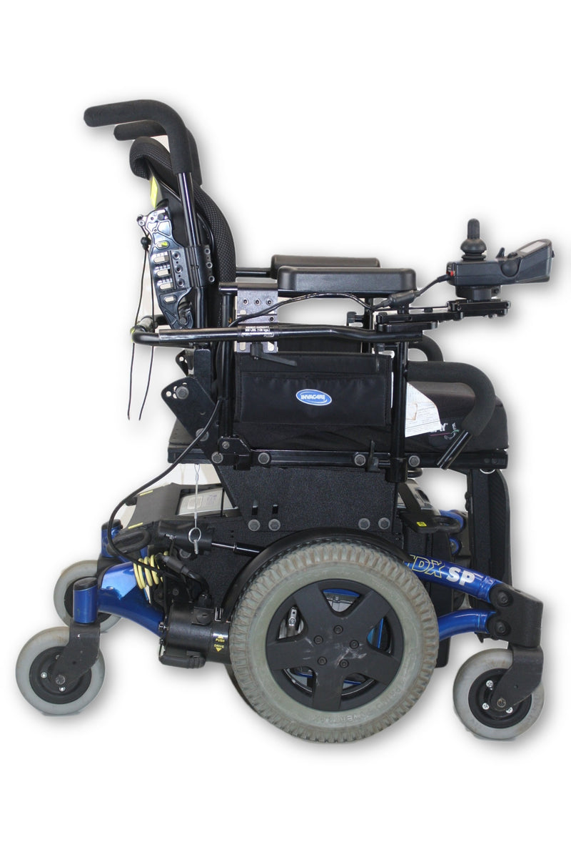 "Invacare TDX SP Power Chair | 18"" x 18"" Seat 