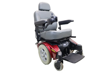 Invacare Pronto M91 Electric Wheelchair | On-Board Charger | 19x19 Seat | 300lb. Limit