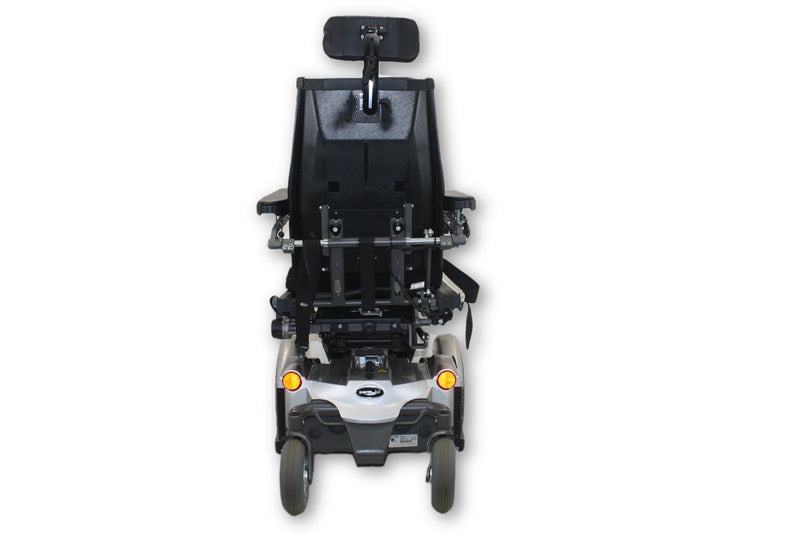 Permobil C500 VS Stander Power Wheelchair Tilt, Recline, Leg & Seat Elevate - Power Chairs Test