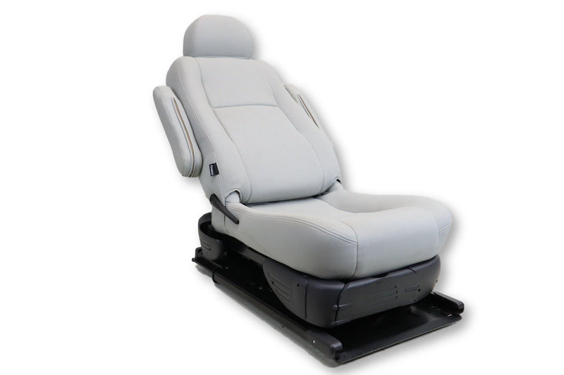"Bruno Valet Turny Seat VSS-2602 Signature Seating Valet Plus | 370 lbs. Capacity | Electric and Manual 18"" x 17"" Vehicle Seat - Power Chairs Test"