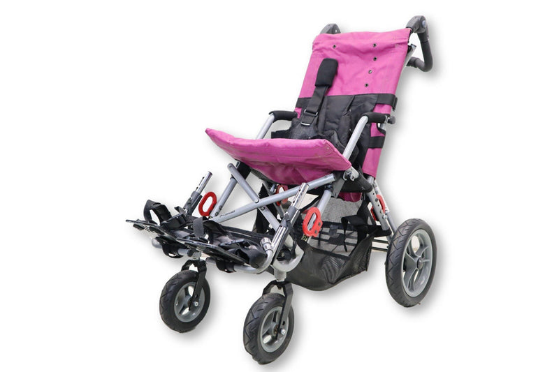 "Convaid Cruiser 14 Special Needs Stroller Pediatric Wheelchair | 13"" x 16"" Seat 