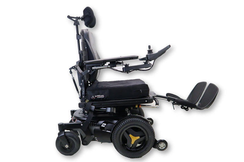 "Permobil F3 Electric Wheelchair | Tilt, Recline & Power Legs | 18""x19"" Seat 