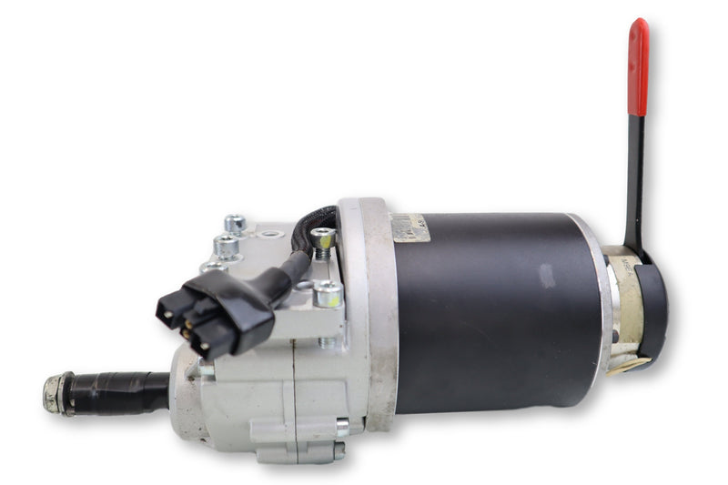 Merits P327 Vision Super Bariatric Motor Replacement | P327-2SBMU | 62122009 | Left / Right Motor & Gearbox Assembly - Power Chairs Test
