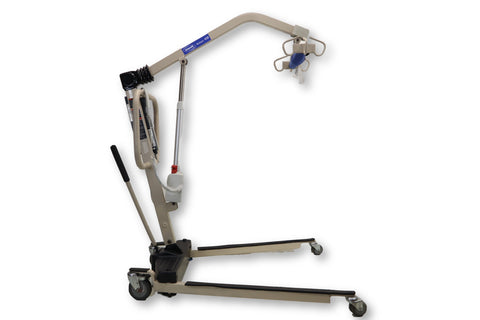 Invacare Reliant 450 Electric Hoyer Lift | Bariatric | 450 lbs. Weight Capacity | Battery Powered Patient Lift