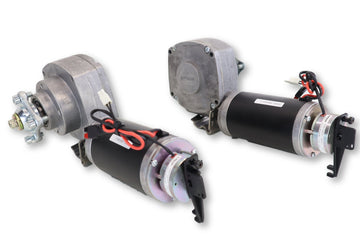Permobil C300 Left & Right Drive Motors | PM805-001 | 130-J29G2230 | (New) Motor & Gearbox Assembly
