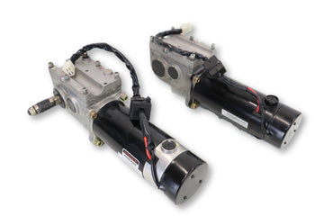 Quickie Freestyle Replacement Motors | M3-9MNS-2A | Left & Right Motor & Gearbox Assembly