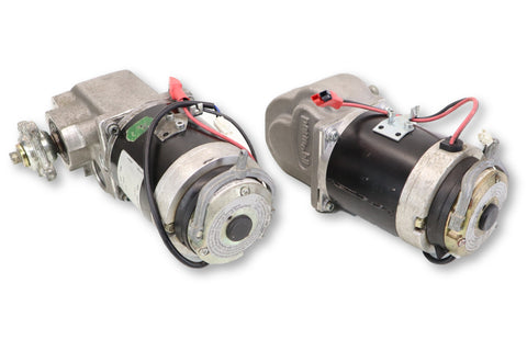 Motor & Gearbox for Permobil C500/Chairman 2S | Left/Right Drive Motor & Gearbox Replacement Motor Assembly | MBT110XVS | 311277 | 918941183 | 120516-008 | 308499