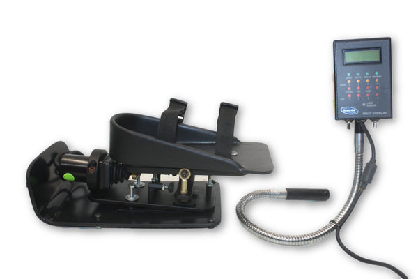 Invacare & ASL Technologies Foot Controller Joystick Display Unit