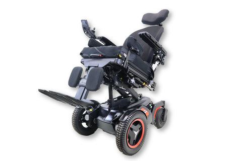 Permobil F3 Corpus Electric Wheelchair | Powered Tilt, Recline & Leg Elevate | 19