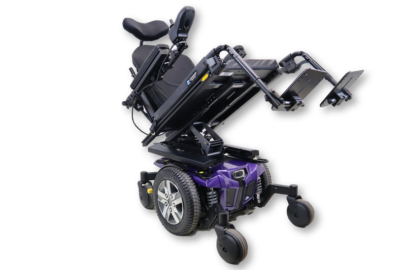 "Quantum Q6 Edge 2.0 Electric Wheelchair With Tilt  | 20"" x 20"" Seat 