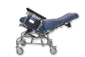 Invacare HTR Tilt & Recline Transport Manual Wheelchair | 14246 | HTR3500