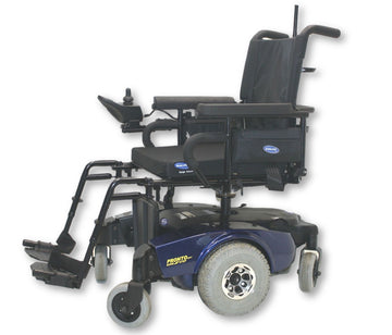Invacare Pronto M51 Power Chair | SureStep | 300lbs. Weight Capacity
