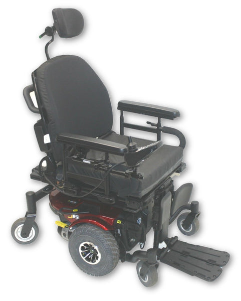 Pride Jazzy J6 Compact Power Wheelchair 2015 Tilt 18