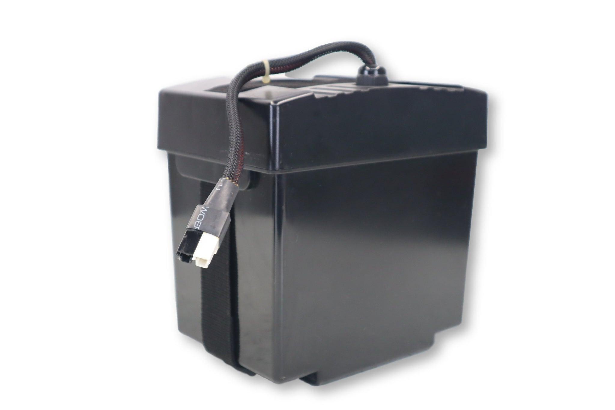 Battery Box for Jet 7 Electric Wheelchairs | 35AH Sealed Lead Acid (SLA) or GEL Battery Box | Pride Mobility Products