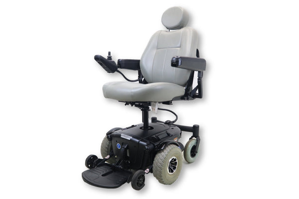 Jazzy 1103 Ultra Electric Powered Wheelchair | Seat Elevate | 20
