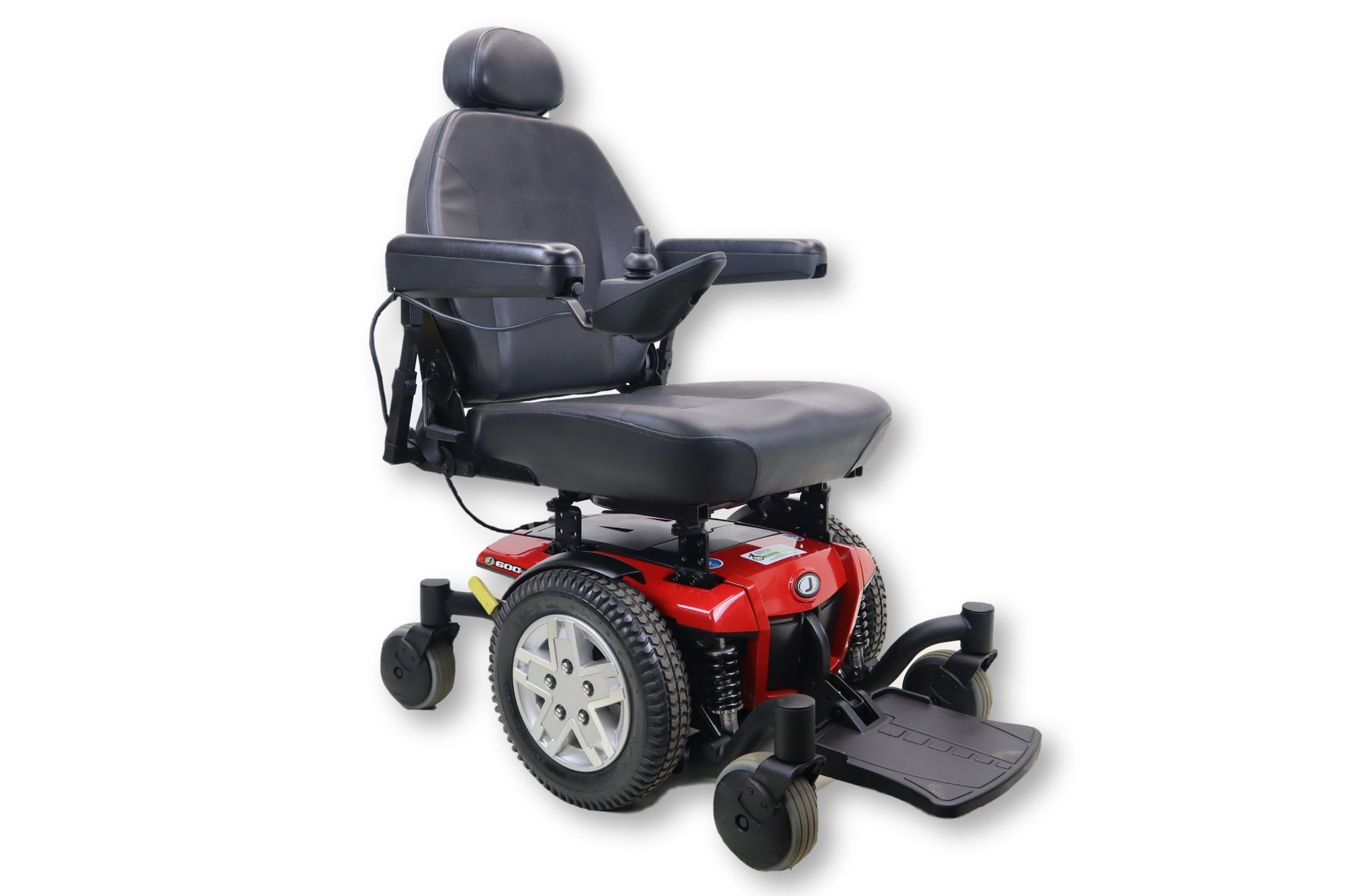 Jazzy 600 ES Electric Powered Wheelchair | 21