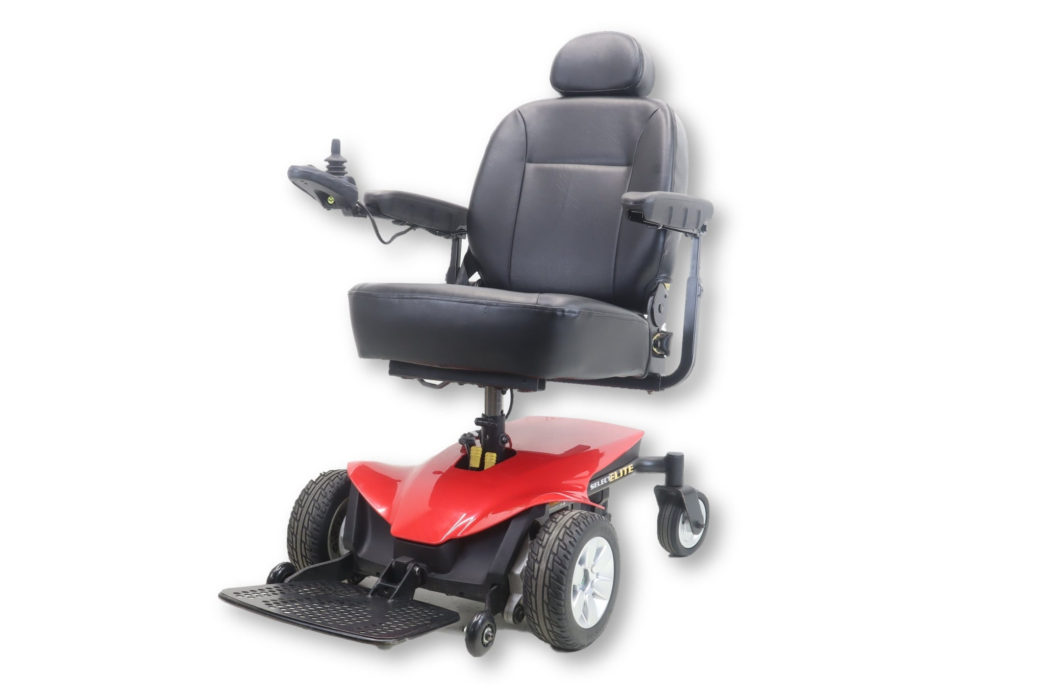 Pride Jazzy Select Elite Power Chair | Front Wheel Drive | 19