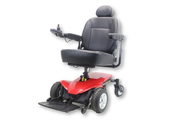 "Pride Jazzy Select Elite Power Chair | Front Wheel Drive | 19"" x 18"" Seat"