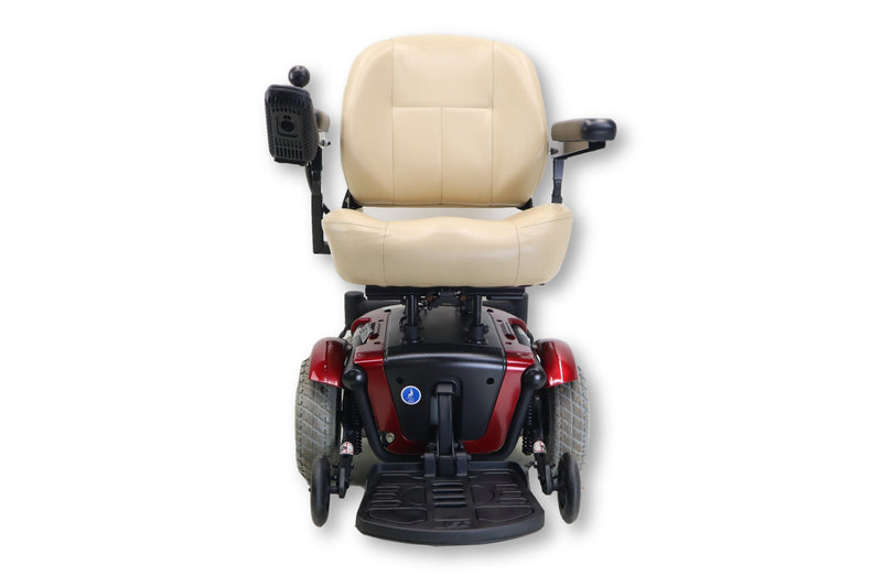 "Jet 3 Ultra Electric Powered Wheelchair | 19"" x 16"" Seat Assembly 