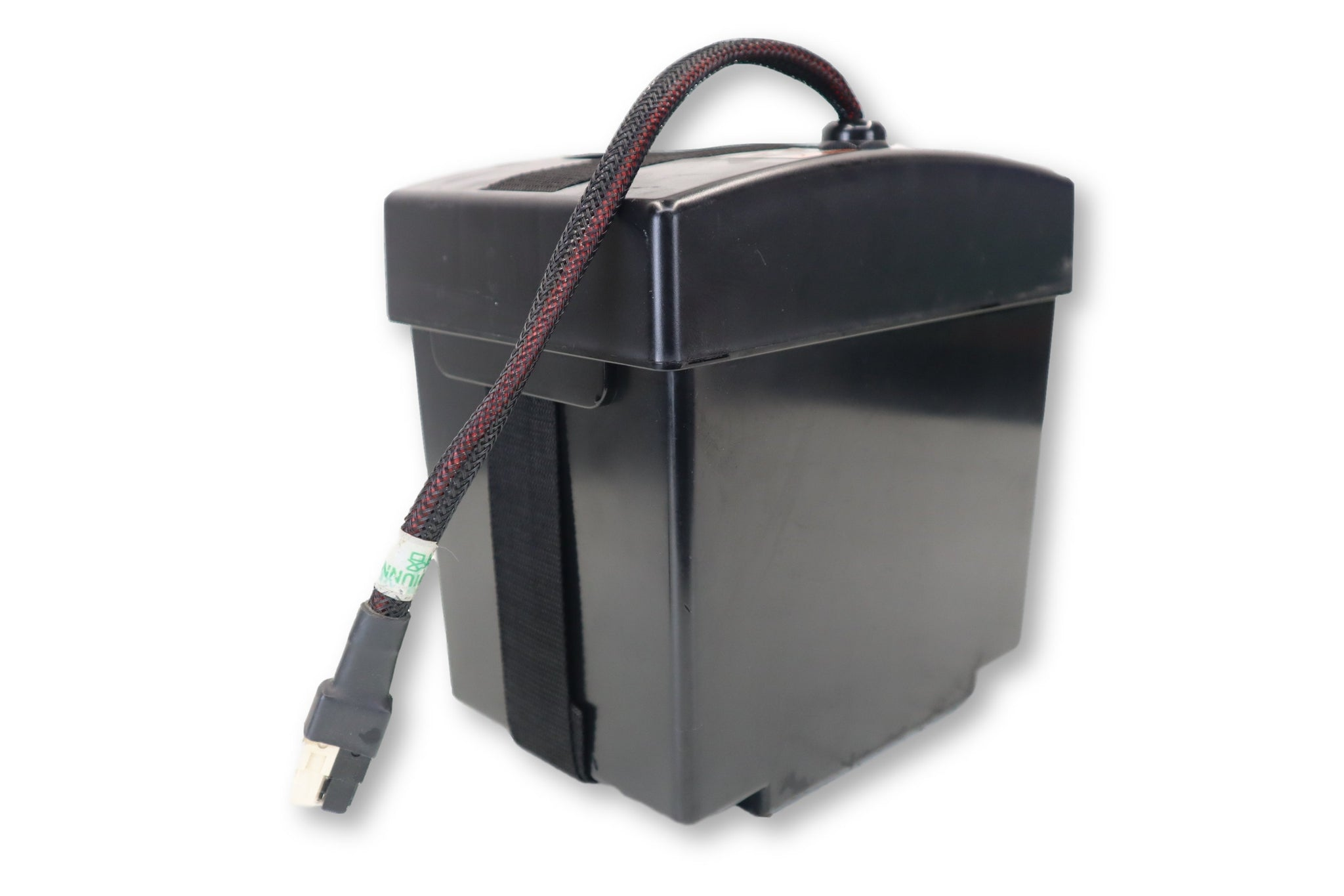 Battery Box for Jazzy 1113 ATS & Jazzy Select 7 Electric Wheelchairs | 35AH Sealed Lead Acid (SLA) or GEL Battery Box | Pride Mobility Products
