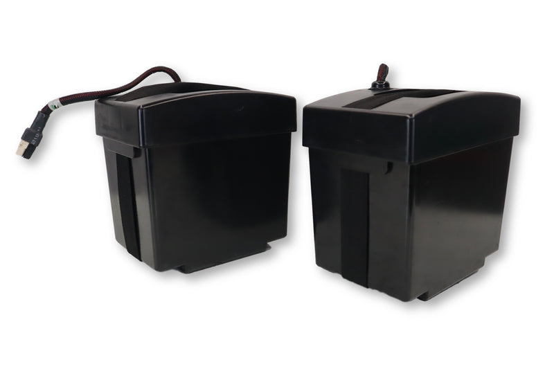 Battery Box for Jazzy 1113 ATS & Jazzy Select 7 Electric Wheelchairs | 35AH Sealed Lead Acid (SLA) or GEL Battery Box | Pride Mobility Products - Power Chairs Test