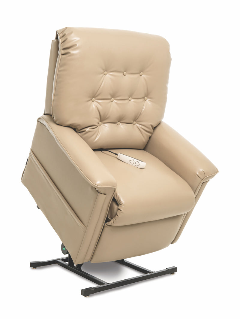 Mushroom New Pride Mobility Heritage Collection LC-358M (Medium) Lift Chair Recliner