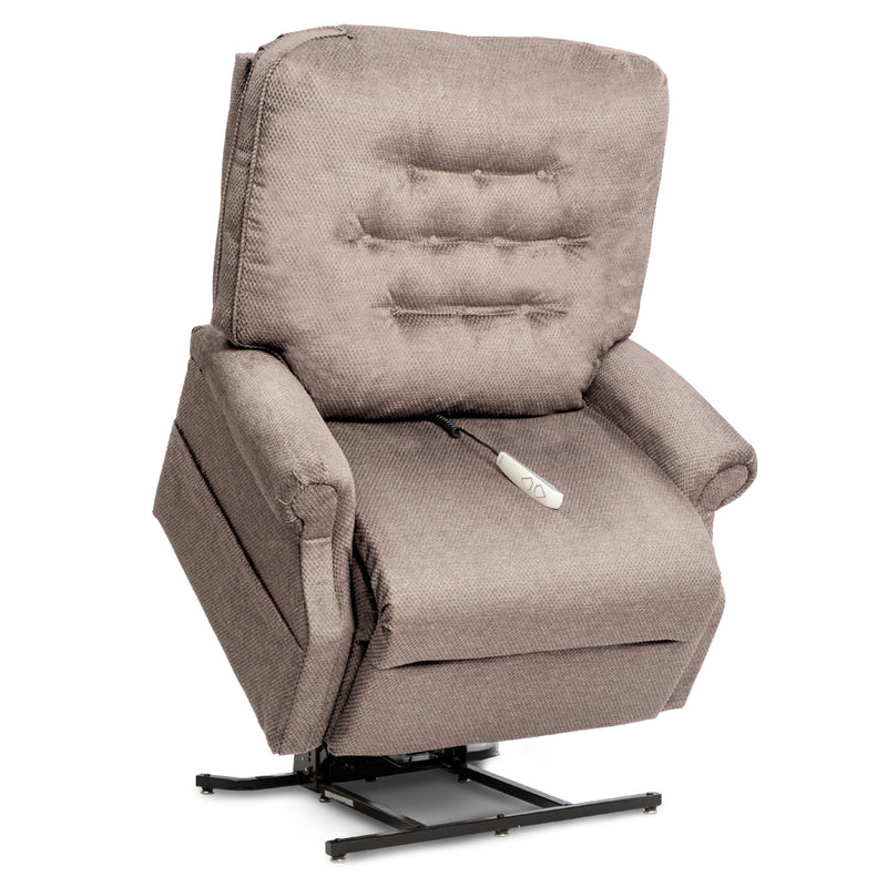 Stone New Pride Mobility Heritage Collection LC-358XXL (Very Heavy-Duty) Lift Chair Recliner
