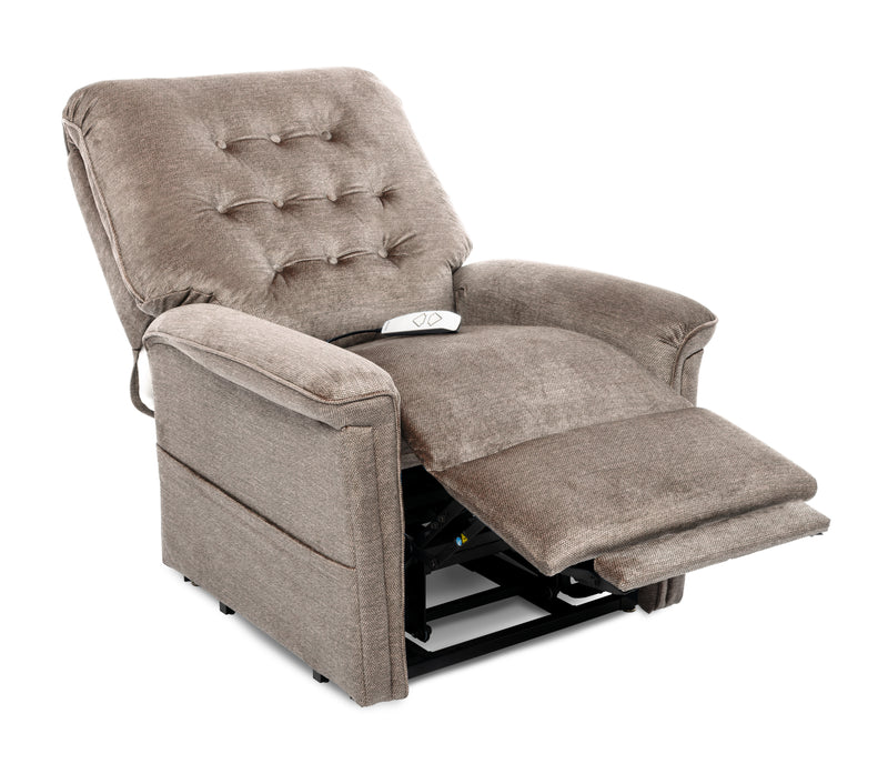 Stone New Pride Mobility Heritage Collection LC-358M (Medium) Lift Chair Recliner
