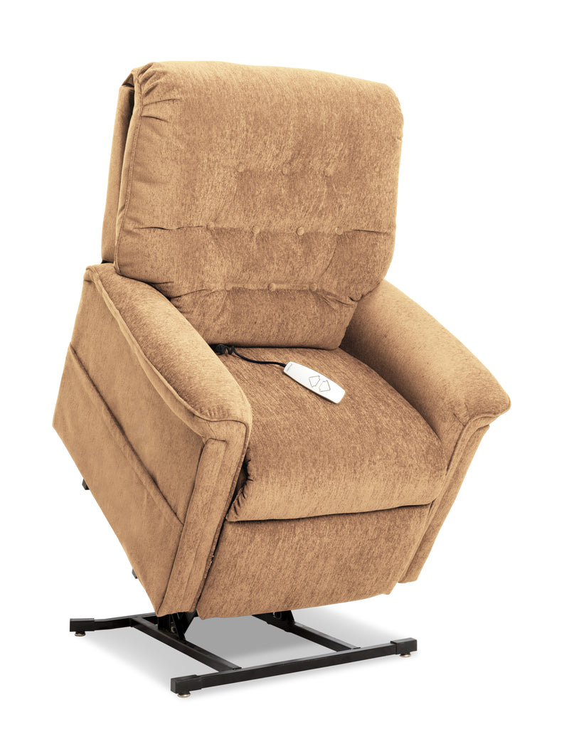 Sand New Pride Mobility Heritage Collection LC-358M (Medium) Lift Chair Recliner