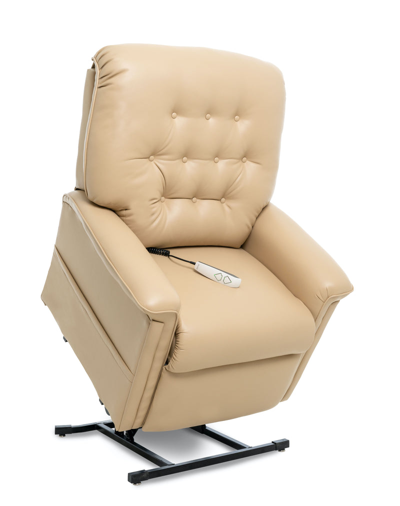 Buff New Pride Mobility Heritage Collection LC-358M (Medium) Lift Chair Recliner