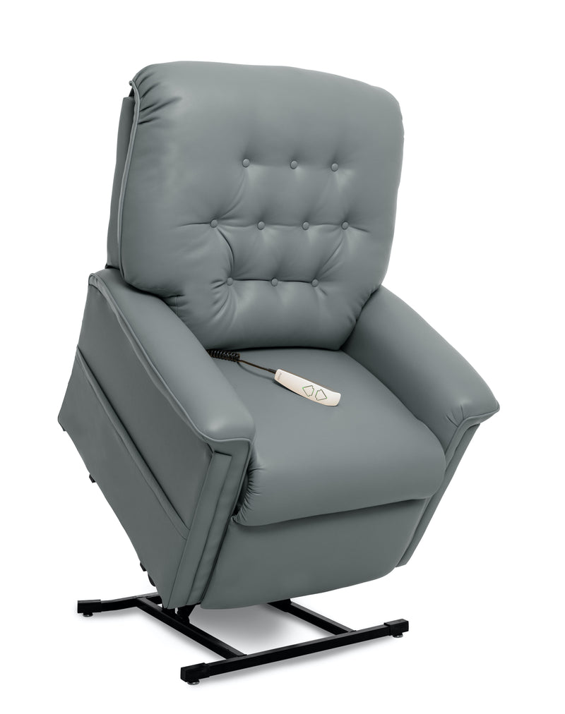 Charcoal New Pride Mobility Heritage Collection LC-358M (Medium) Lift Chair Recliner