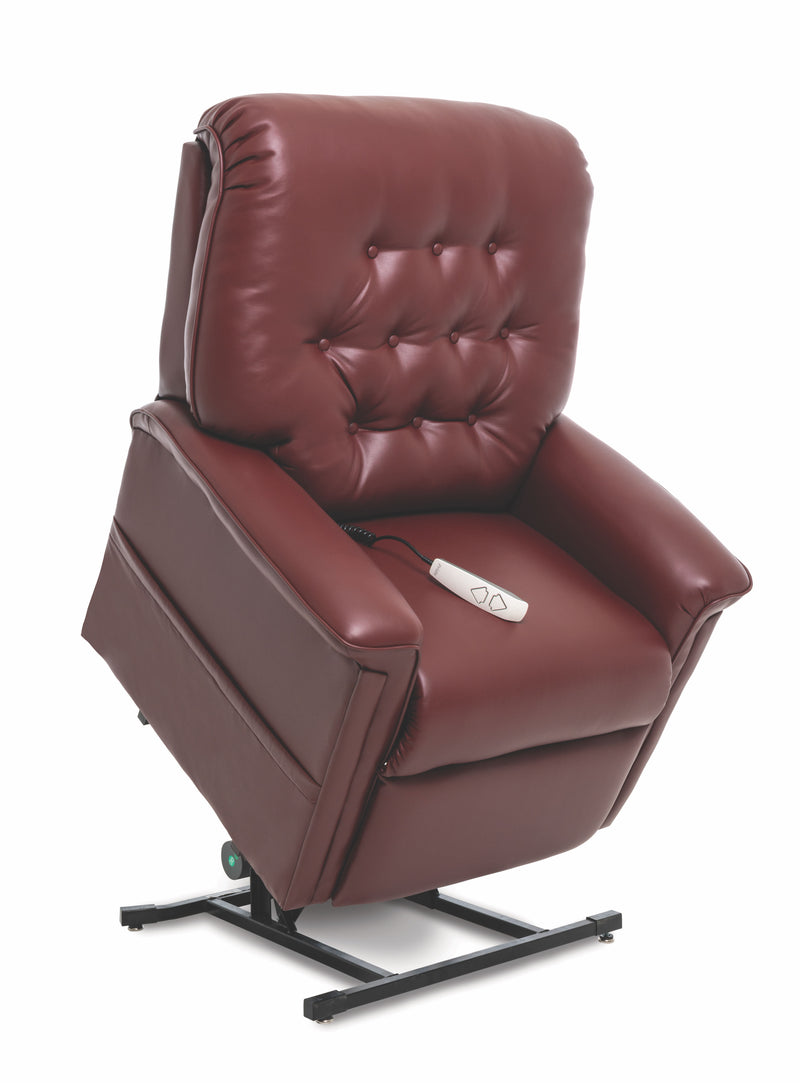 Garnet New Pride Mobility Heritage Collection LC-358M (Medium) Lift Chair Recliner