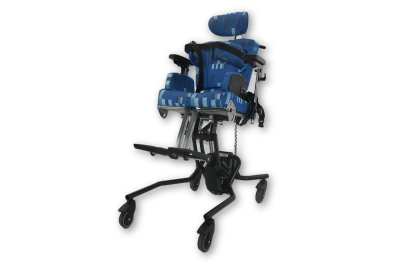 Leckey CAS/3 Hi-Low Chair | Contoured Advance Seat | Infant Pediatric Stroller - Power Chairs Test